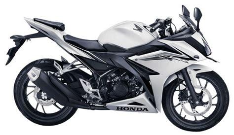 honda cbr 150r black and white harga all new honda cbr150r facelift review spesifikasi