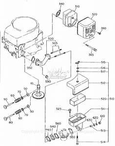 Robin  Subaru Ey15v Parts Diagram For Intake  Exhaust