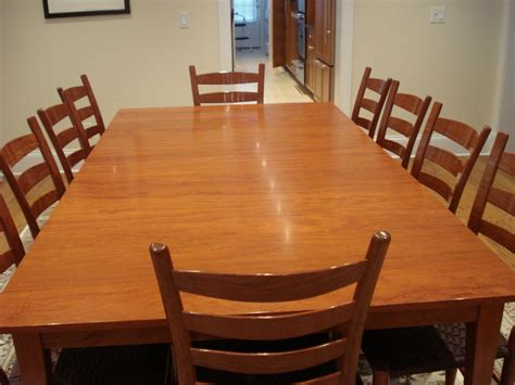Read on for sizes and shapes to consider when shopping for a dining. 12 Person Dining Table: Designs and Benefits - HomesFeed