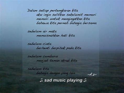 sad malay quote sedih lupakan hari hari  sebagai