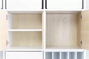 Ikea Kallax Ideen : ikea kallax t r mit extrafach ausstatten new swedish design ~ Eleganceandgraceweddings.com Haus und Dekorationen