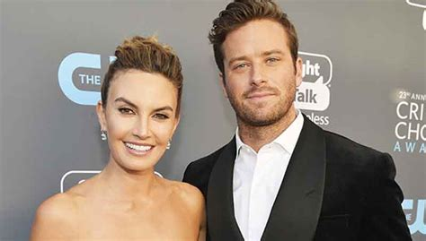 Armie Hammer commented on his divorce with his wife ...