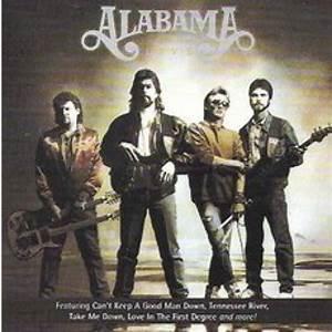 Alabama Live - Alabama mp3 buy, full tracklist