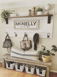 17 Best ideas about Entryway Bench on Pinterest