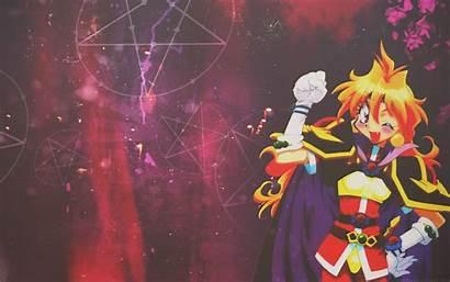 Lina Inverse Anime Slayers