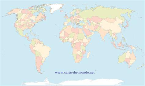 Carte Du Monde Gratuite by Carte Du Monde Gratuite Carte Du Monde