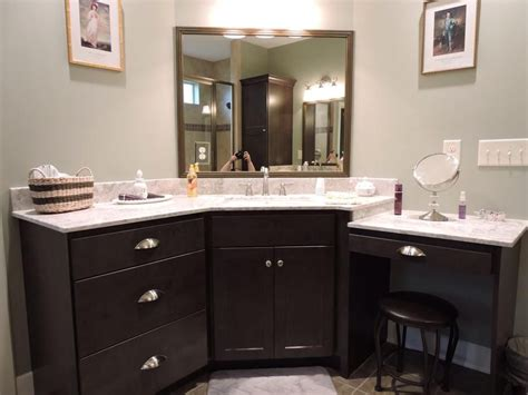 bath homecrest cabinets maple buckboard vanity top