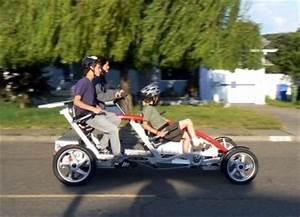 Fahrrad 4 Räder : diy solar fahrrad mit 4 r dern ~ Kayakingforconservation.com Haus und Dekorationen