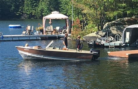 Lund Boats For Sale Barrie by 1985 Lund Tyee 5 3 Boat For Sale 1985 Fishing Boat In