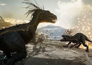 Second, Extinction, Dinos, Look, Like, A, New, Indoraptor, Hybrid