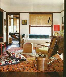 Boho-Chic Ethnic Inspiration in Interior Design Projects ...
