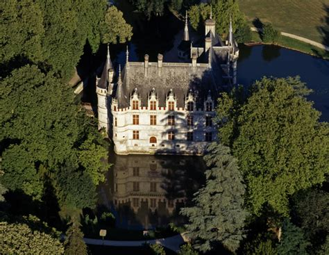 azay le rideau chateau histoire l histoire du ch 226 teau d azay