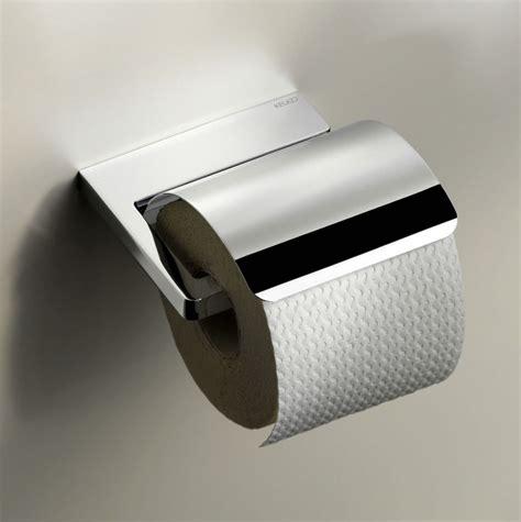 keuco moll toilet paper holder  lid bathrooms direct
