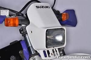 Suzuki Dr350s Dr350se Service Manual 1990