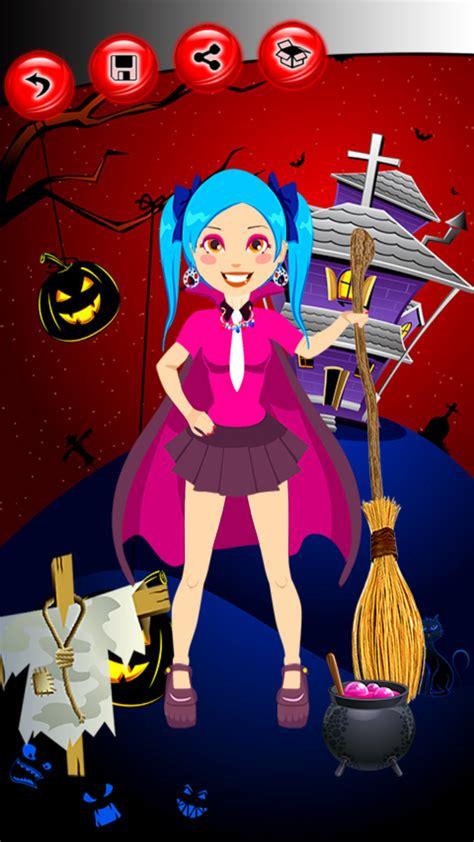 halloween dress games description