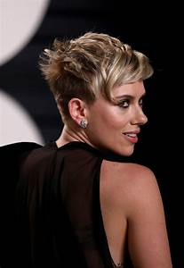 Scarlett Johansson at Vanity Fair Oscar 2017 Party in Los ...