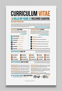 28 amazing examples of cool and creative resumes cv With creative resume layout