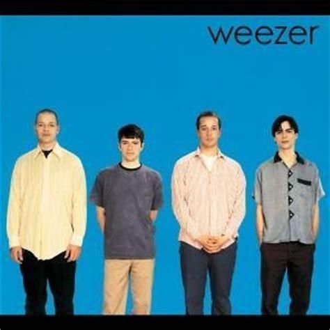 weezer sweater song album cover parodies of weezer weezer blue album