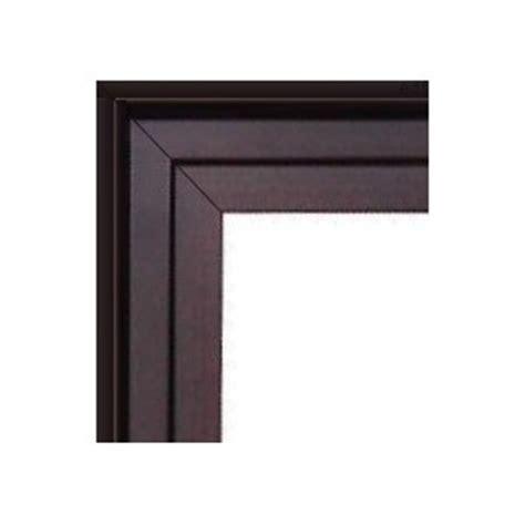 cadre caisse americaine caisse am 233 ricaine wengue en escalier pour encadrer tableau format