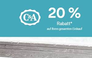 C A Gutschein : 20 rabatt auf die neue kollektion bei c a ~ A.2002-acura-tl-radio.info Haus und Dekorationen