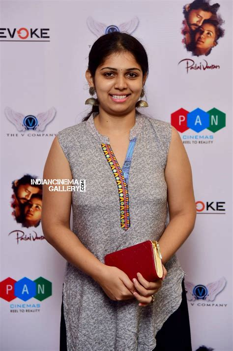 Anjali Nair At Padai Veeran Preview Show 1