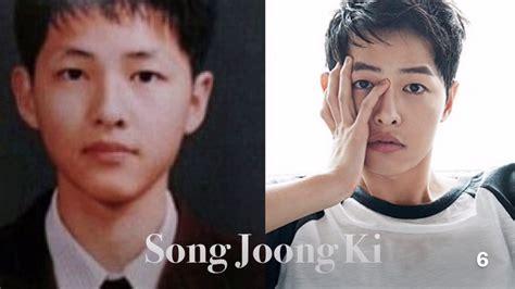 beforeafter korean actors lee jong suk kim woo bin lee