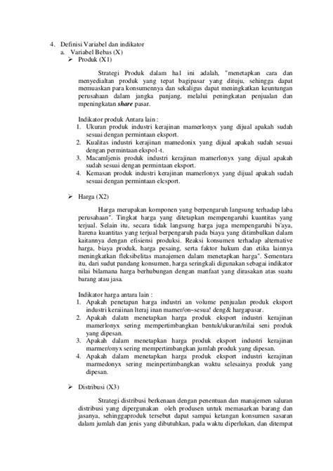 Contoh Jurnal Manajemen Strategi - JobsDB