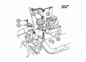 Chevrolet K1500 Stud  Emission Control System  Emission System  Engine Crankshaft  Engine