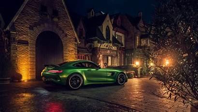 Amg 4k Mercedes Gt Wallpapers Rear Gtr