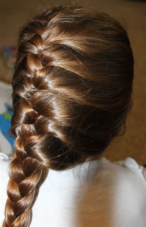 intricate french plait hairstyles hairstylo