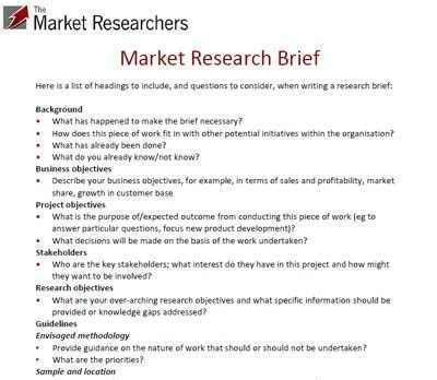 research briefing paper template briefing paper format