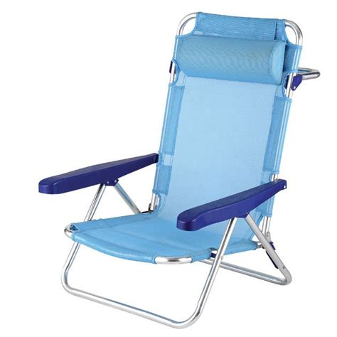 5 pliage chaise de plage avec oreiller chaise pliante id de produit 1720579342