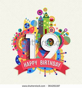 19th Birthday Stock Photos, Images, & Pictures | Shutterstock
