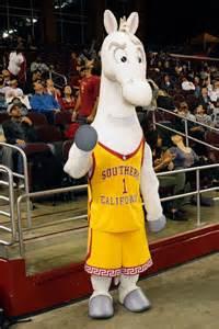 University of Southern California USC Mascot