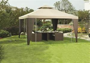 wissenswertes zu pavillons sowie nutzliche tipps hier bei obi With französischer balkon mit garten pavillons