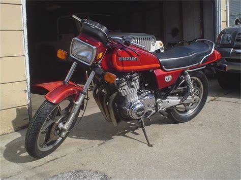 Suzuki Gs 1100 by 1983 Suzuki Gs 1100 E Pics Specs And Information
