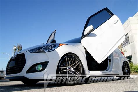 Smart Fortwo Lambo Doors Kit Vertical