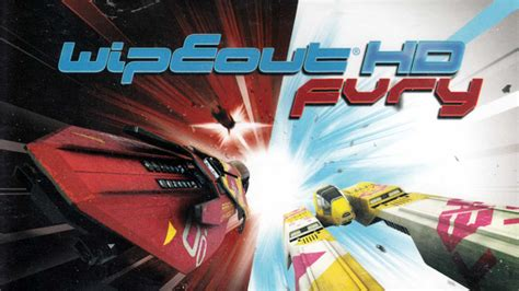 hd futuristic racing wipeout fury videogames