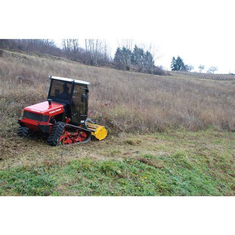 siege pour cabine de tracteur chenillé porte outils tooltrak loglogic