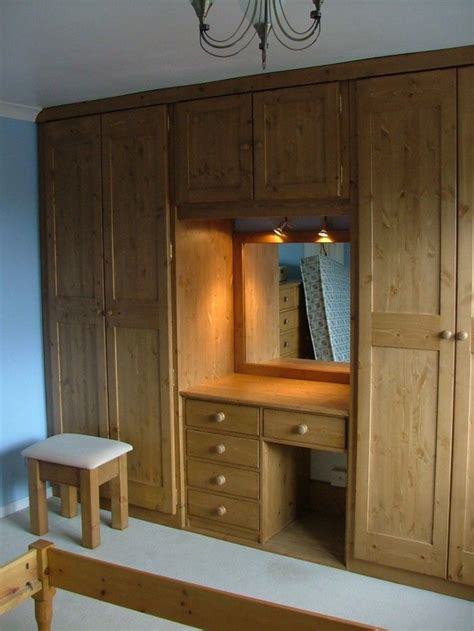 Dressing Room Cupboards by Bedroom Cupboard Designs With Dressing Table Cupboards