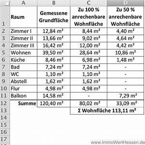 Wohnfläche Berechnen : grundflache berechnen berechnung das volumen des prismas oberflche anhang die wirksame fr ~ Themetempest.com Abrechnung