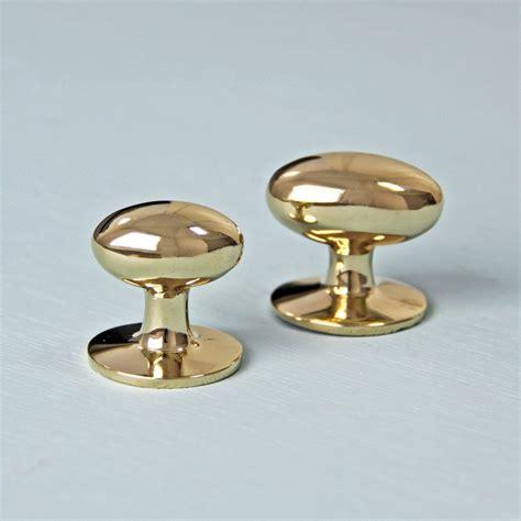 brass kitchen knobs oval brass cabinet knobs