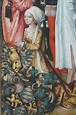Posthumous portrait of Margaret of Mosbach,Countess ...