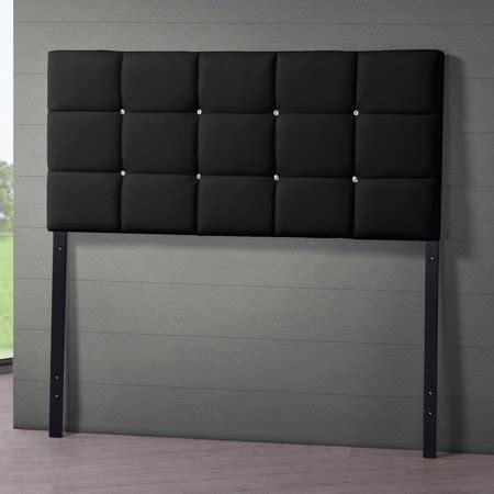 Cheap Leather Headboards by Baxton Studio Bordeaux Modern And Contemporary Faux