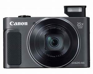 Canon Powershot Sx620 Hs Compact Camera With A 25x Zoom Lens