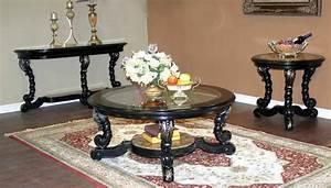 Set Table Rond : alya coffee table set living room furniture toronto xiorex ~ Teatrodelosmanantiales.com Idées de Décoration