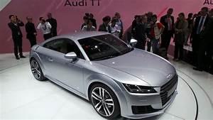 Nouvelle Audi Tt 2015 : audi tt nouvelle audi tt 2014 nos premi res ~ Melissatoandfro.com Idées de Décoration