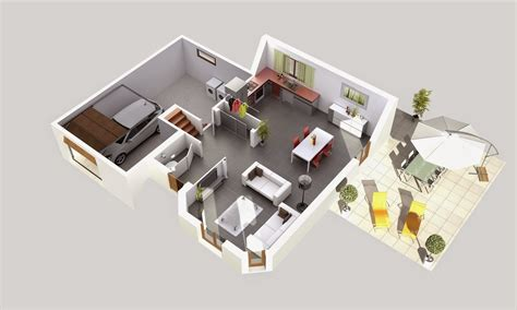 plan maison demi niveau 4 chambres modeles maisons demi niveau