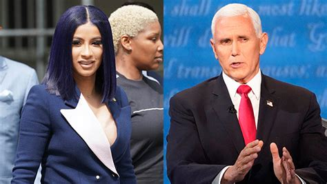 Celebrities React To VP Debate & Call Out Mike Pence ...