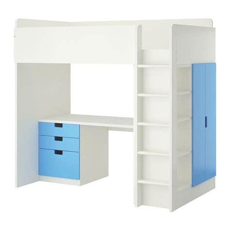 ikea armoire bureau lit bureau ikea stuva 436 euros deco chambres